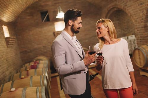Dégustation de vins de Vienne
